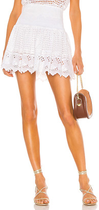 Place Nationale La Libere Mini Skirt