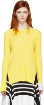 Ports 1961 Yellow Open Side Pullover