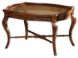 Hekman Rue De Bac Oval Coffee Table
