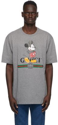 Gucci Grey Disney Edition Oversized Shirt