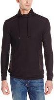 Calvin Klein Men's Long Sleeve Pull Over Knit