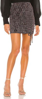 Privacy Please Hendrix Mini Skirt