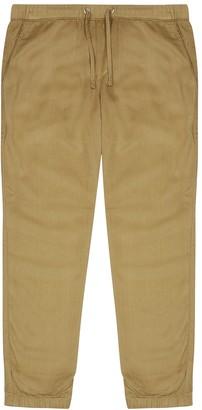 NN07 Pelle Camel Twill Trousers