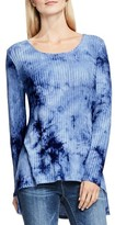Women's Two By Vince Camuto Tie Dye Tunic