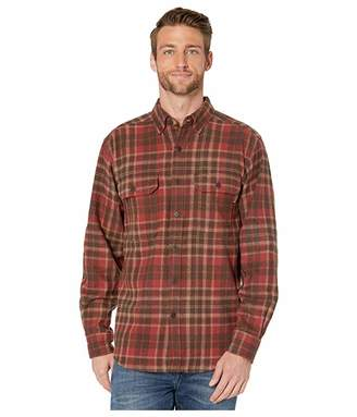 Wolverine Glacier Long Sleeve Flannel Shirt