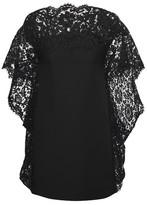Valentino Dress with lace yoke