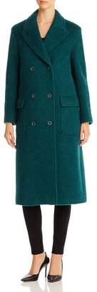 Giorgio Armani Banded Double-Breasted Coat
