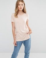 Vero Moda Long T-Shirt with Side Splits