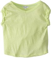 Splendid Textured Solid Top (Toddler/Kid) - Lime-2T