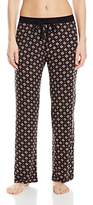 Rene Rofe Women's Double Fun Long Pajama Pant.