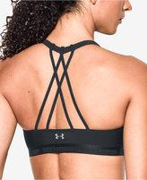 Under Armour HeatGear® Low-Impact Strappy Sports Bra