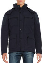 Strellson Cassey Quilted Lining Utility Coat