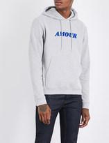 Sandro Amour cotton-jersey hoody