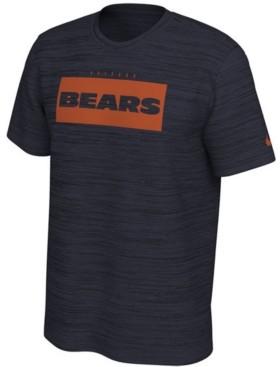 Nike Chicago Bears Men's Legend Velocity Training T-Shirt