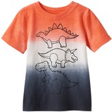 Jumping Beans Baby Boy Jumping Beans® Dip-Dyed Dinosaurs Graphic Tee