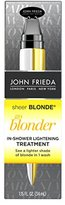 John Frieda Sheer Blonde Go Blonder in Shower Treatment, 1.15 Ounce