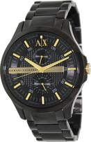 Armani Exchange A|X Men's AX2121 Stainless-Steel Quartz Watch with Dial
