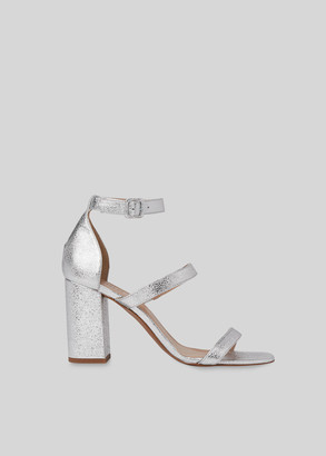 Comfortable Silver Evening Shoes | Shop