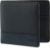 HUGO BOSS Aspen pebbled leather billfold wallet