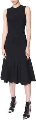 Alexander McQueen Longuette Dress