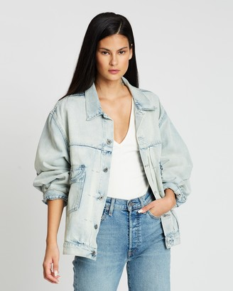 Levi's Made & Crafted LMC Love Letter Trucker Jacket