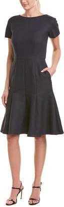 Reiss Hazar A-Line Dress