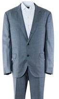 Brunello Cucinelli Mens Gray Wool Blend Suit W/ Pants.