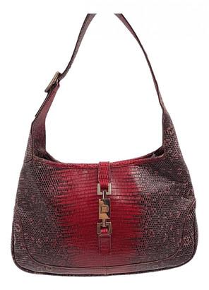 Gucci Jackie Vintage Multicolour Exotic leathers Handbags