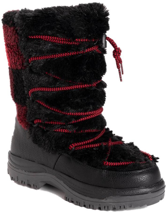 Muk Luks Massak Snow Boot