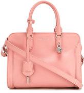 Alexander McQueen Padlock crossbody bag - women - Calf Leather - One Size