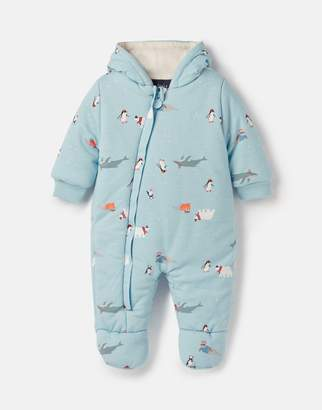 Joules Snug Jersey Pramsuit