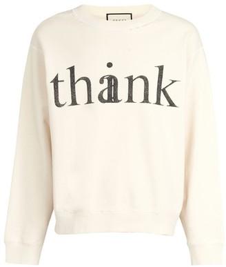 Gucci Think / Thank t-shirt