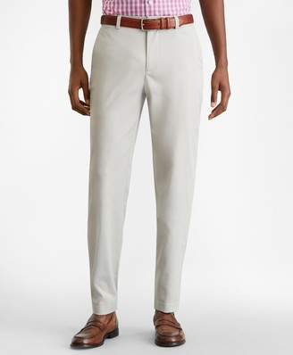 Brooks Brothers Milano Fit Tech Chino Pants