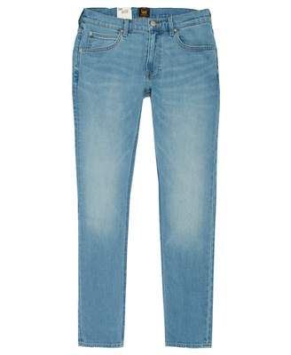 Lee Jeans Luke Slim Fit Tapered Jeans Colour: Light Dayz, Size: 32R