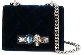 Alexander McQueen Knuckle Duster crossbody bag