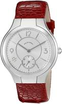 Philip Stein Teslar Women's 41-FSW-OBLOR Round Analog Display Japanese Quartz Watch