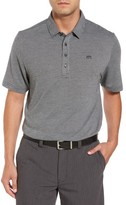 Travis Mathew Men's Lawrence Houndstooth Polo