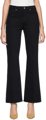 Gold Sign Black The Comfort High-Rise Jeans
