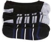 Nordstrom Liner Socks (Assorted 3-Pack)