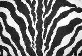 Stark Zed Rug, Black/White