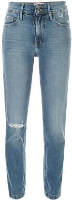 Frame Heritage Sylvie skinny jeans