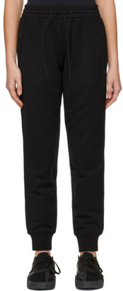 Y-3 Black Cuffed Lounge Pants