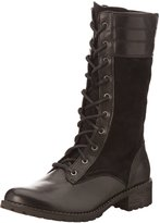 Timberland Women's Bethel Heights Mid Zip Lace-Up Boot