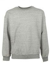 "Golden Goose Deluxe Brand Light Grey ""ewan"" Sweater"