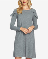 1 STATE 1.STATE Ruffle-Shoulder Dress, a Macy's Exclusive
