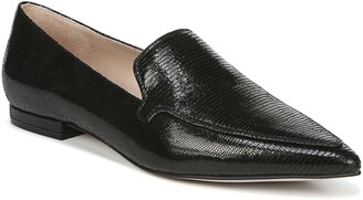 27 Edit Hannah Pointed Toe Loafer