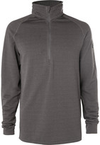 Burton Burton - Power Grid Stretch-fleece Half-zip Ski Base Layer