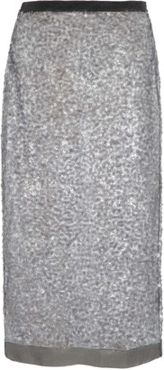 Miu Miu Sequinned Pencil Skirt