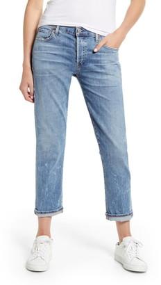 Citizens of Humanity Emerson Crop Boyfriend Jeans