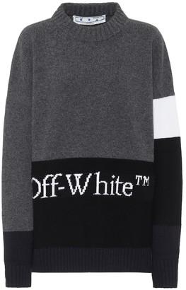 Off-White Virgin wool sweater